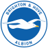 Brighton & Hove Albion club badge