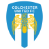 Colchester United club badge