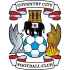 Coventry City club badge