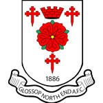 Glossop club badge
