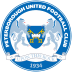 Peterborough United club badge
