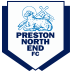 Preston North End club badge