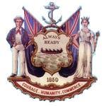 South Shields club badge