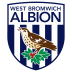 West Bromwich Albion club badge