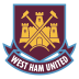 West Ham United club badge