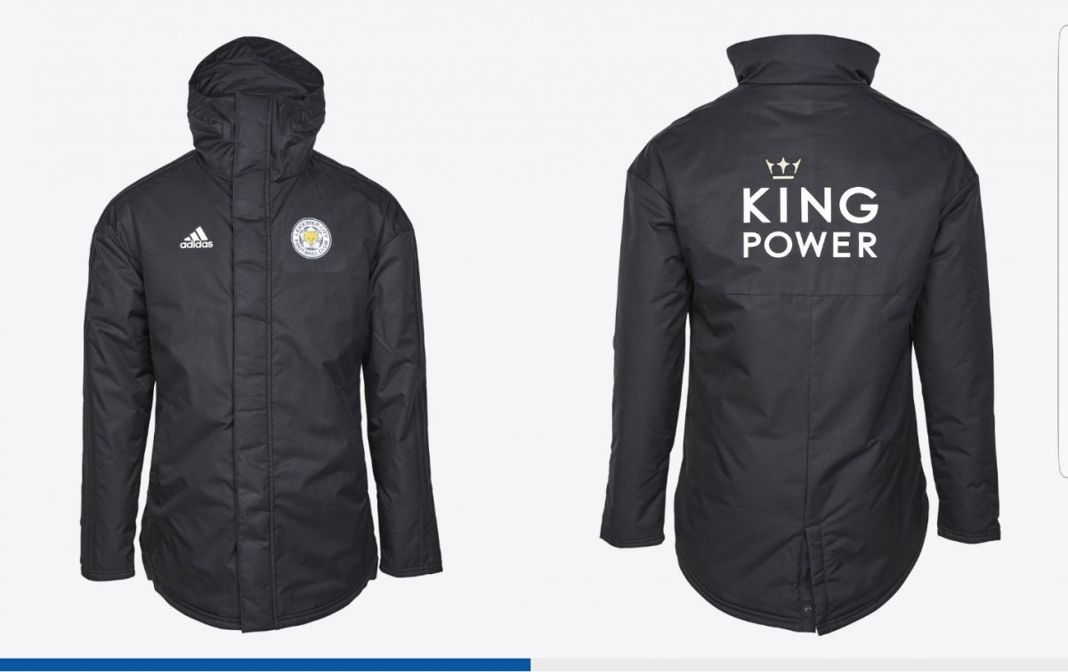fd449ff58dc0 LCFC Adidas Adult s Stadium Parka - Page 2 - Leicester City Forum ...