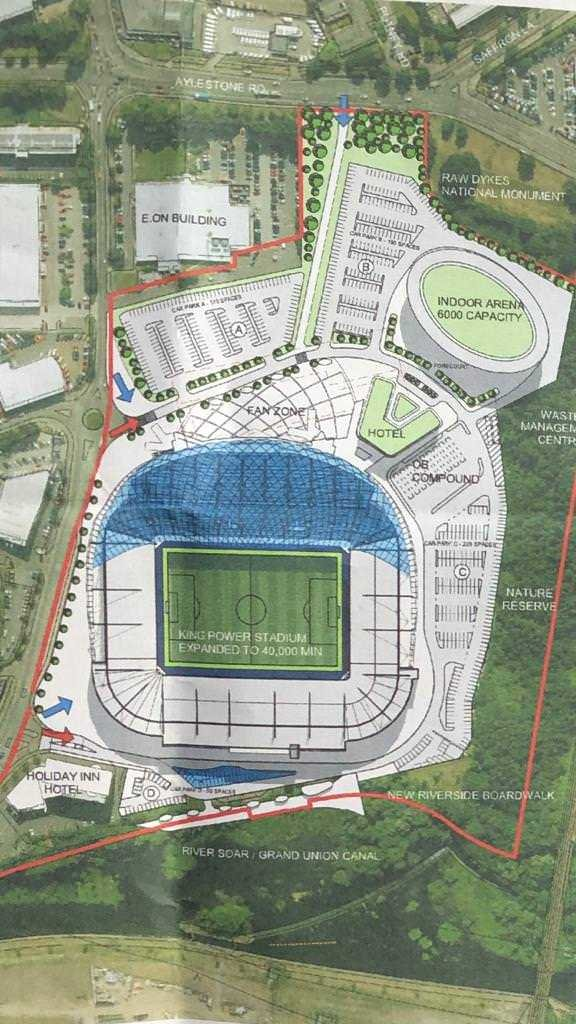 Stadium Expansion - Page 14 - Leicester City Forum - FoxesTalk