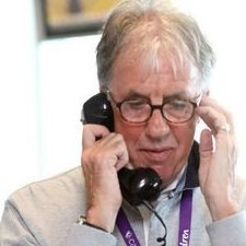 Mark 'expert' Lawrenson
